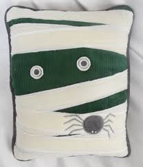 pillows 115629 pottery barn kids halloween mummy decorative