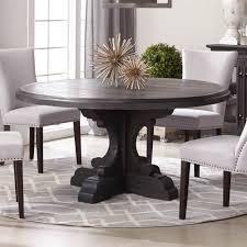 Orient Express Furniture Bella Antique Bastille Round Dining Table - Antique round kitchen table