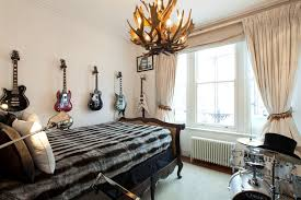 music bedroom themes