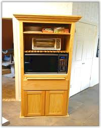 microwave cabinets with hutch microwave stand with hutch home design ideas