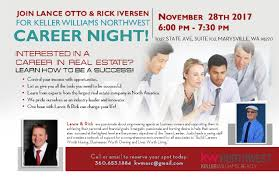 kw marysville career night tickets multiple dates eventbrite