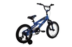 childrens motocross bikes for sale amazon com jeep boy u0027s bike 16 inch blue childrens bicycles