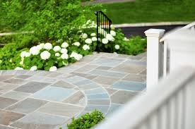 Flagstone Walkway Design Ideas by Flagstone Patio Installation Northern Virginia Custom Pavers