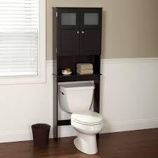 Black Bathroom Furniture W Space Saver In White Espresso Drop Door Spacesaver With 2 Door