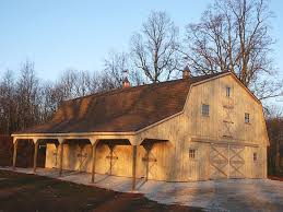 how to build a barn style roof metal barn style house with gambrel style roof to provide more