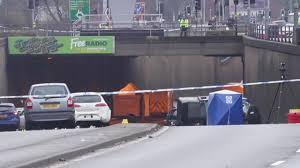 birmingham car crash six dead and one critically injured in