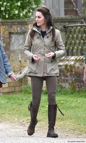 kate middleton u0027s penelope chilvers long tassel boots
