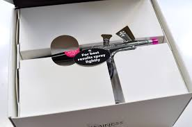 Professional Airbrush Makeup System Luminess Air Legend Airbrush Makeup System Hello Miss Niki