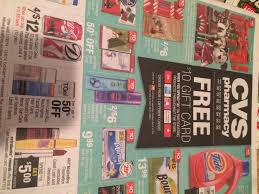 cvs prepaid cards cvs gift card promotion 10 free