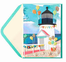 birthday lighthouse birthday cards papyrus