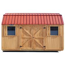 Barn Roof by Barns And Barn Style Sheds Leonard Buildings U0026 Truck Accessories