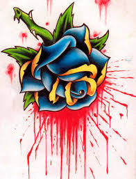 old style rose tattoo design 1000 geometric tattoos ideas