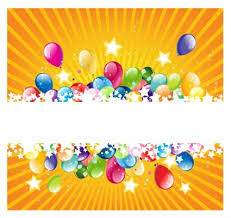 colorful festive balloon vector misc free vector free