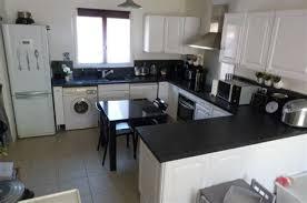 ferjani cuisine cuisine blanc et noir 8 un salon 224 la d233co scandinave par