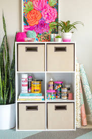 Creative Ideas For Decorating Your Room Craft Room Storage And Organization