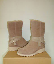 womens ugg denhali boots ugg australia denhali us 7 5 brown boot blemish 15720 ebay