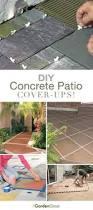 Diy Concrete Patio Diy Concrete Repair Concrete Basements And Cement