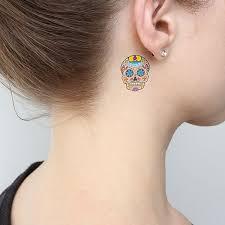 29 best skulls temporary tattoos images on skull