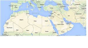 arab map arab middle eastern and muslim what s the difference