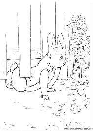 rabbits coloring pages peter rabbit coloring picture paint ideas pinterest peter