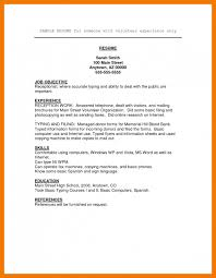 5 volunteer experience resume example mbta online
