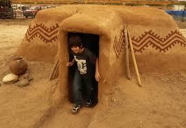 southwestern houses prehistoric pit house construction southwest photo journal