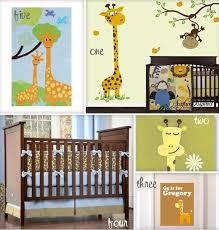 Giraffe Nursery Decor Giraffe Decor Growing Your Baby