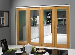 Dividing Doors Living Room by Modern Interior Accordion Glass Doors And Open Up Your Living Room