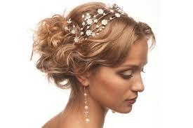 wedding hair with headband wedding hairstyles with a headband