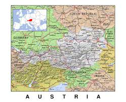 Map Of Germany And Austria by Maps Of Austria Detailed Map Of Austria In English Tourist Map