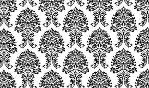 vintage black black and white vintage wallpaper wallpaper floral wallpaper