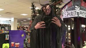 lil skelly bones spirit halloween spirit halloween 2017 forest demon youtube
