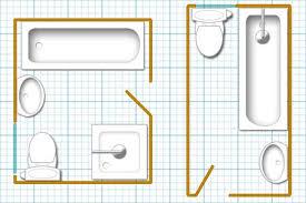 Smallest Bathroom Floor Plan Narrow Bathroom Designs Large And Beautiful Photos Photo To
