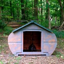 diy how to make a hobbit house in your garden dog house with hobbit front first coat of paint had been applied to the first