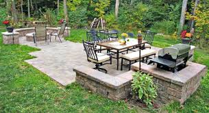 Patio Pavers Installation How To Install A Paver Patio And Create A Backyard