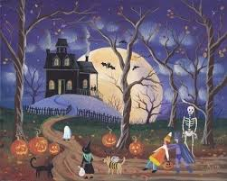halloween folk art images aol image search results