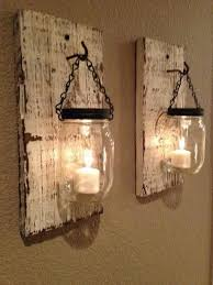Rustic Sconce Best 25 Candle Wall Sconces Ideas On Pinterest Wall Candle