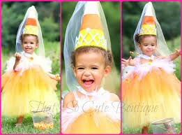 Candy Princess Halloween Costume Candy Corn Tutu Dress Halloween Princess Costume
