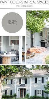 Gray Siding White Trim Black by 58 Best Images About Exterior Paint Combos On Pinterest Paint