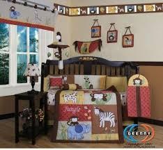 Crib Bedding Monkey Monkey Crib Bedding Ebay