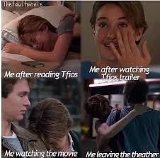 The Fault In Our Stars Meme - the fault in our stars or further proof that i am an emotionless