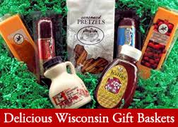wisconsin gift baskets wisconsin goods products made in wisconsin and more