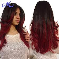ombre hair weave african american brazilian body wave 3 bundles rosa beauty hair products weave