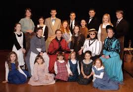 The Miracle Cast Oct Now Olean Ny Community Theatre Inc