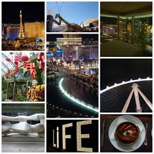 The Linq Las Vegas Map by A Look At Las Vegas Attractions At Each Hotel