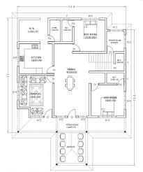 1240 square feet single floor kerala home design home pictures