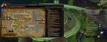 Map Quests Legion Beta Excellent World Quest Tracker Addon Wow