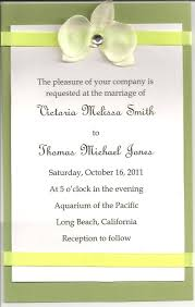sle wording for wedding programs sle wedding invitation text invitations wording