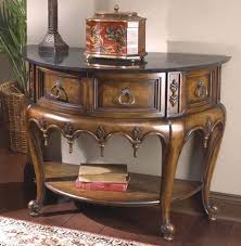 Half Circle Accent Table Beautiful Half Accent Table With Semi Circle Console Table