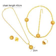 aliexpress buy ethlyn new arrival trendy medusa ethlyn eritrean sudan jewelry sets 24k gold plated